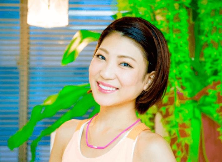 美人パーソナルトレーナー坂井雪乃のジム姿写真