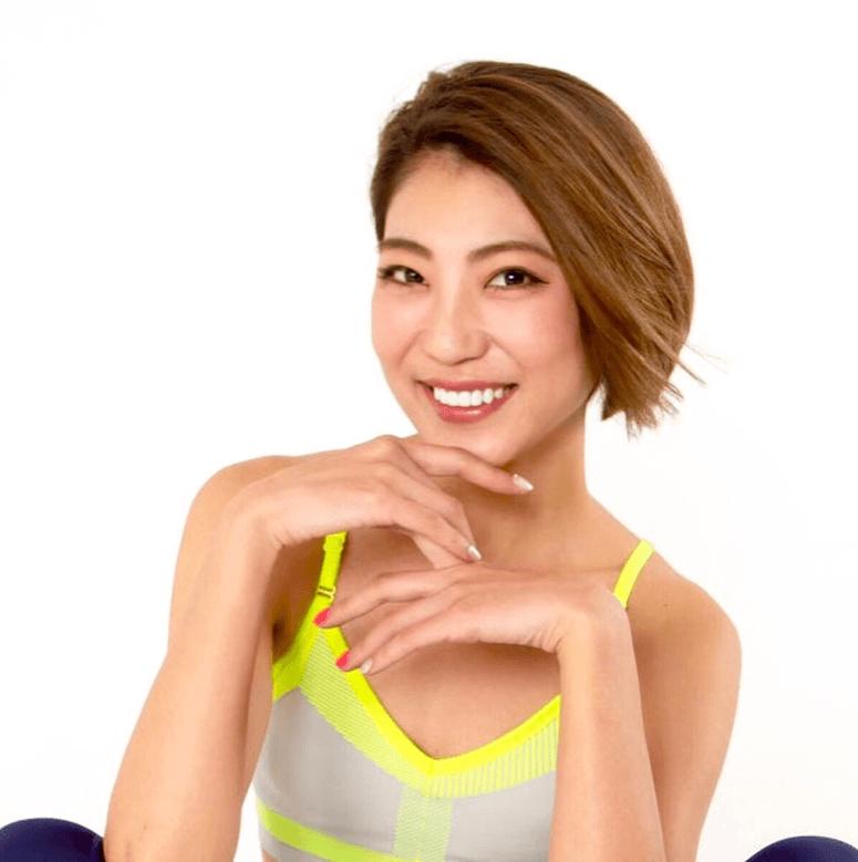 美人パーソナルトレーナー坂井雪乃さん