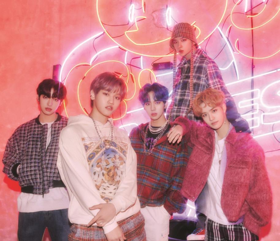2020年2月にデビューした韓国ボーイズグループMCND