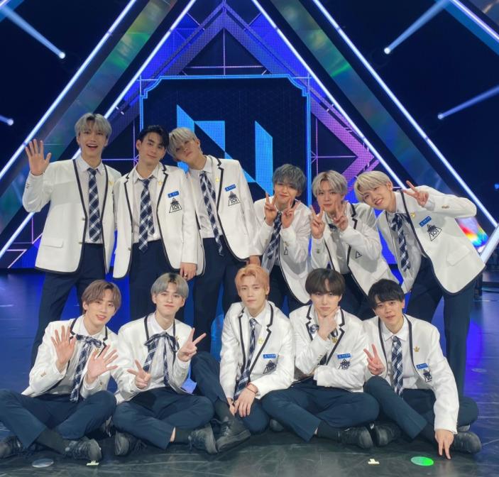 PRODUCE101JAPANシーズン2から誕生したグループINIメンバー11名